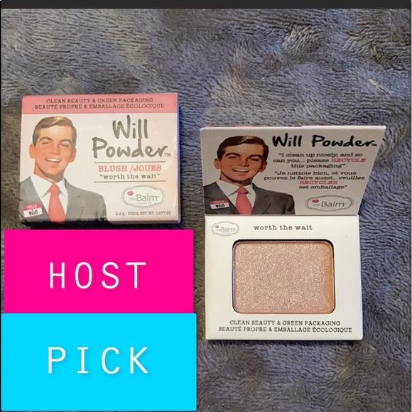 HP! 💚3/$10 Will Powder Blush in Worth the Wait